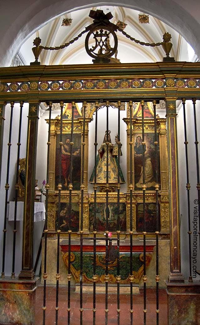 Capilla Nuestra Señora de la Esperanza Tarazona