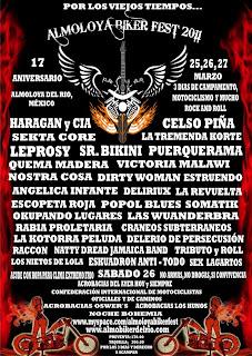 Almoloya Biker Fest 2011