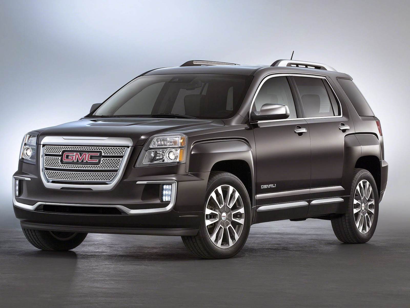 The 2016 GMC Terrain Is Getting A Fresh Update