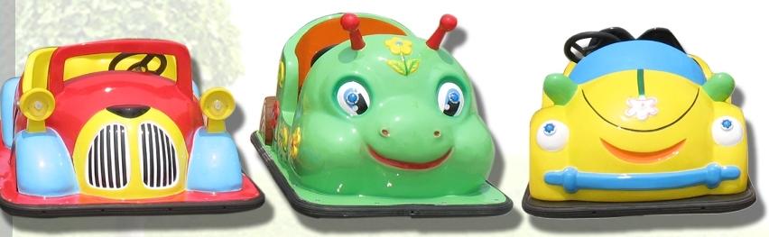 HAPPY BATTERY CAR / BUMPER CAR Ibu dan Anak