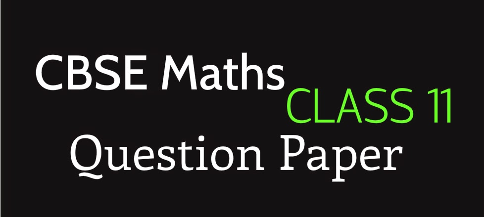 Cbse mathematics class 11 previous years question papers 10 years cbse 2015 2016 mathematics class 11 question paper malvernweather Gallery
