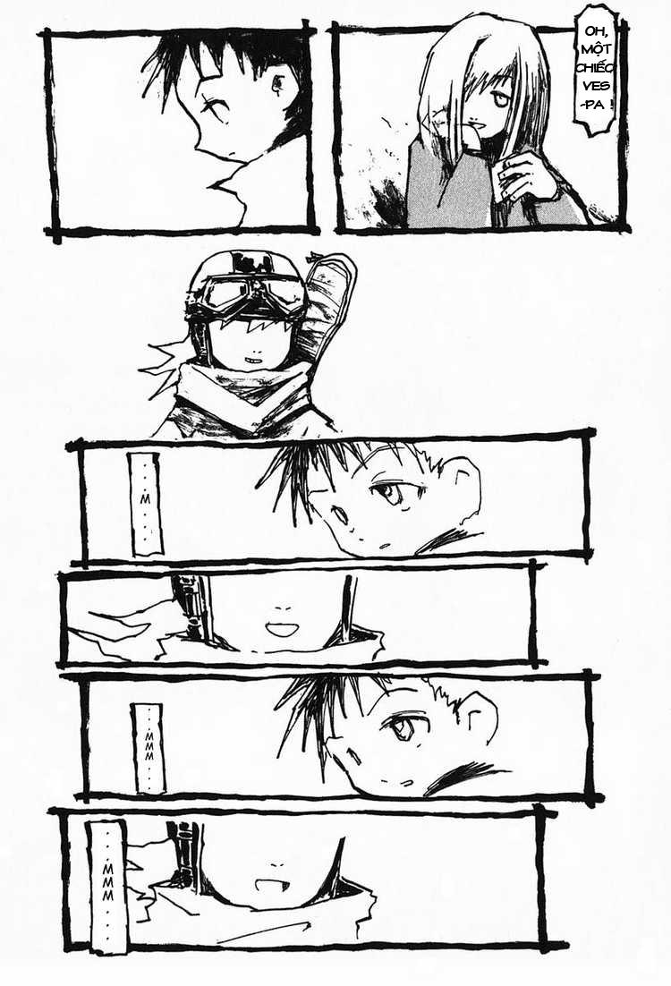 Furi Kuri chap 1 - Trang 6