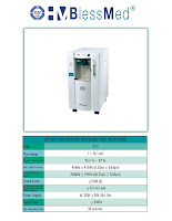 Oxygen Concentrator Blessmed 7F-3 & 7F-5 | Sugeng Medical Store