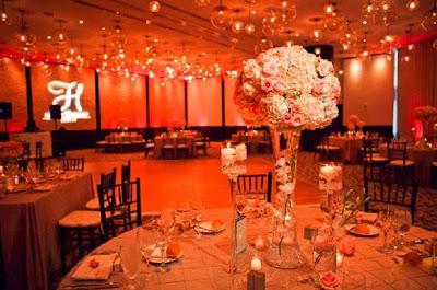 led up lighting for wedding reception ideas wedding
