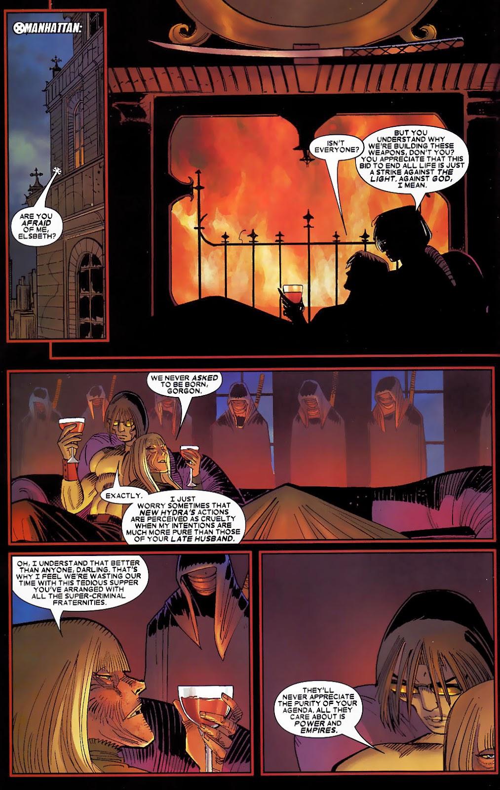 Read online Wolverine (2003) comic -  Issue #30 - 12