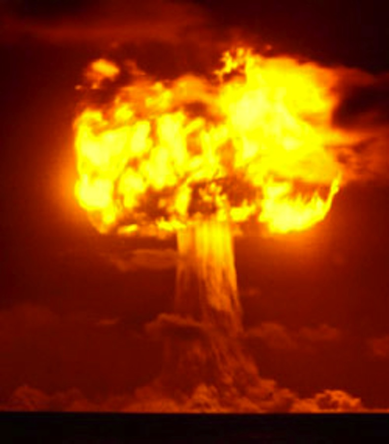 NUCLEAR WEAPONS: The Terrible Beauty Of Metaphors And Similes