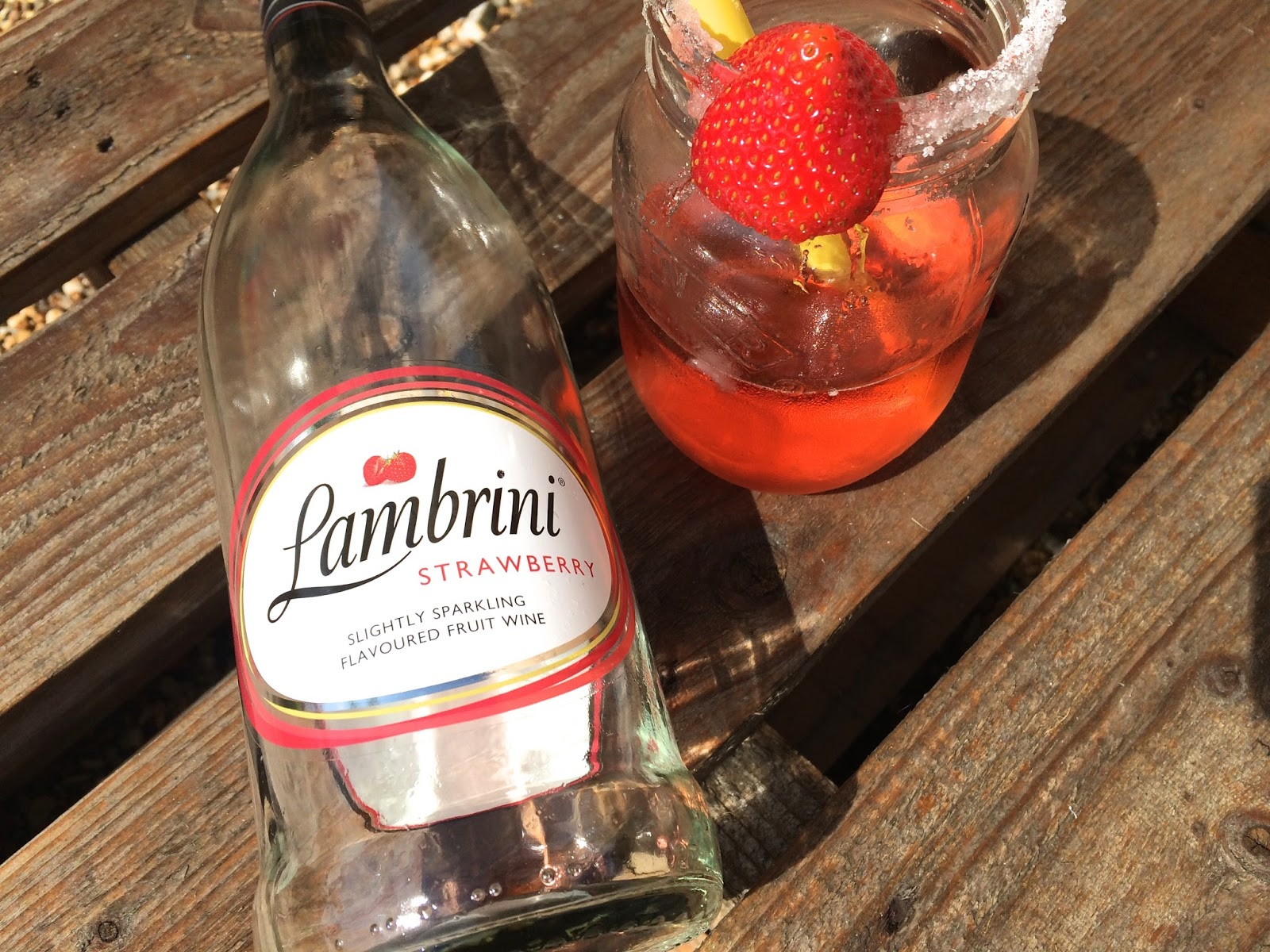 Lambrini Strawberry