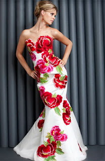 Red And White Prom Dresses   Latest Fashion Club