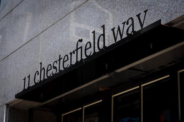 11 Chesterfield Way Gyeongju Western Food