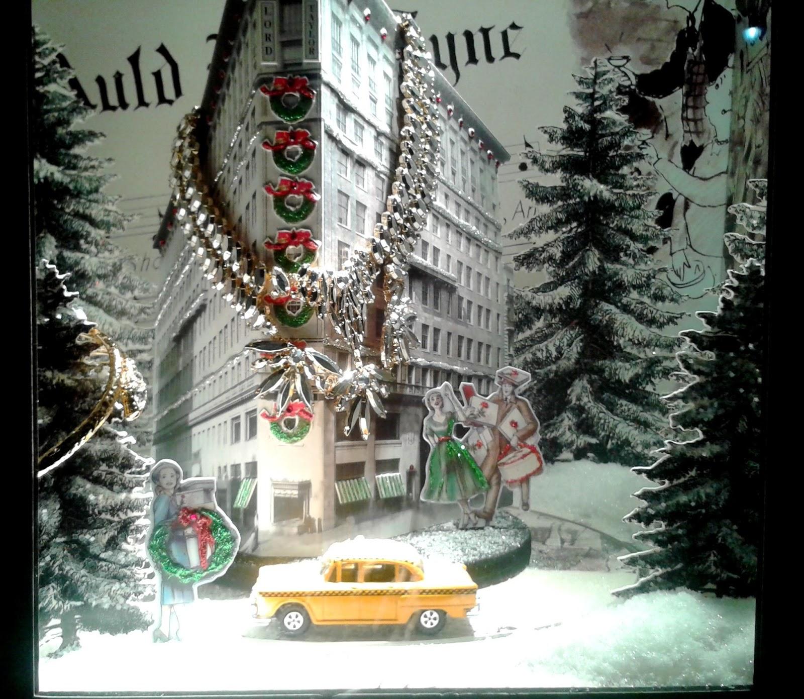 #957436 L' Esprit De Noël à New York #1: Les Vitrines Et Les  5469 decorations de noel new york 1600x1391 px @ aertt.com
