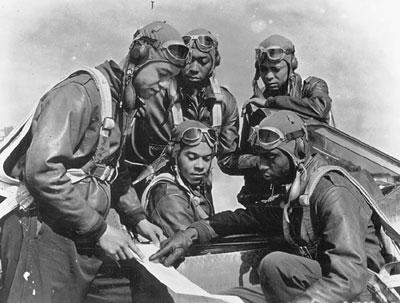 essay on tuskegee airmen