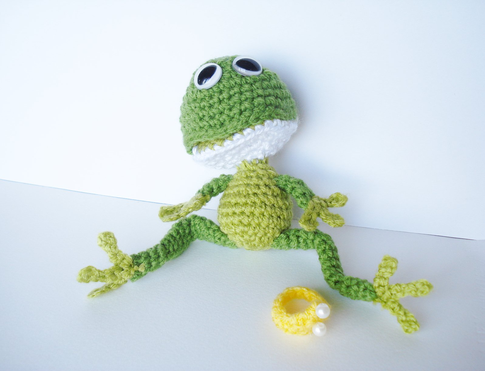 allsocute amigurumis amigurumi frog pattern crochet frog pattern toys pattern amigurumi animal. Black Bedroom Furniture Sets. Home Design Ideas