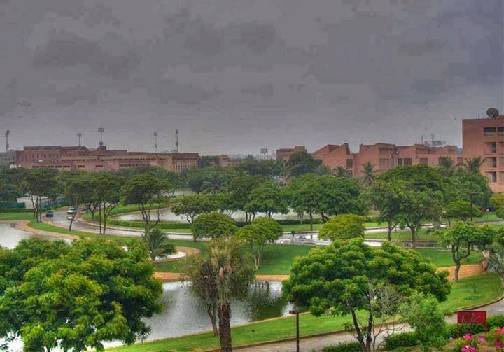 Aga Khan University , Karachi