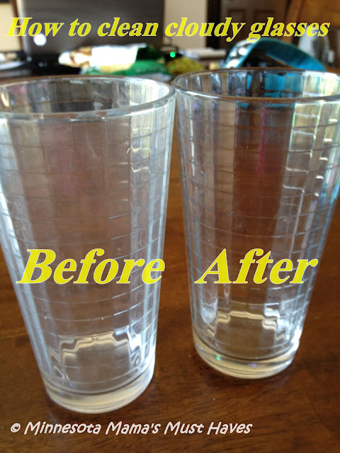 How To Clean Cloudy Glasses And Glassware For Good