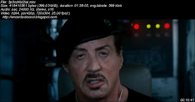 The Expendables 2 screenshot