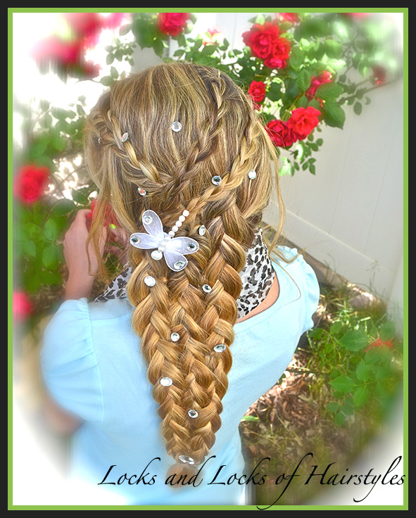 Rapunzels Braid From Tangled