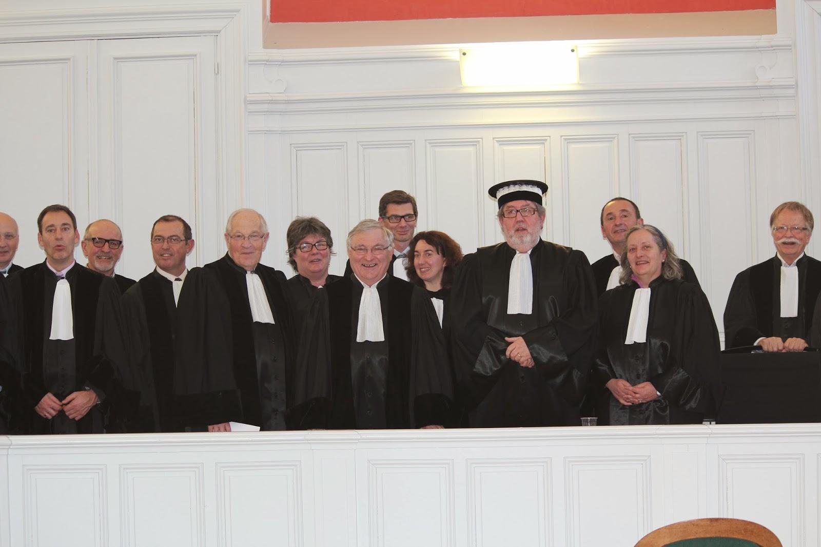 Nicole bertin infos saintes les juges du tribunal de for Chambre de commerce de bordeaux formation