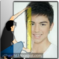 What is Derick Monasterio's height?
