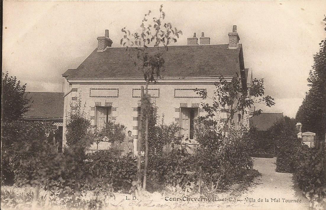 La Mal Tournée - Cour-Cheverny