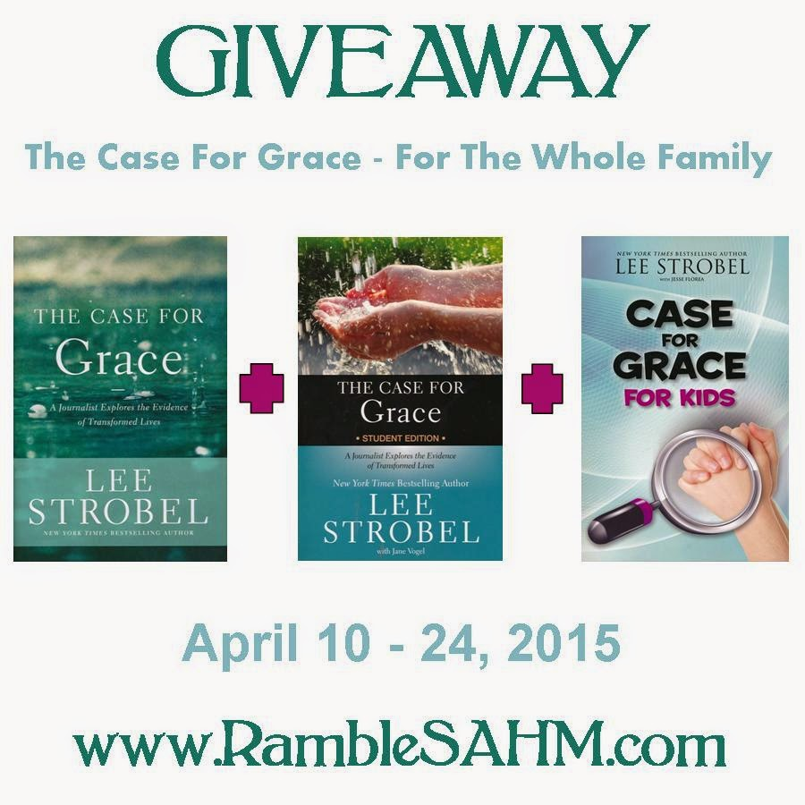 The Case For Grace Giveaway