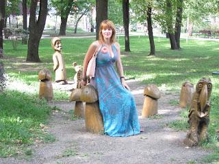 поляна сказок Донецк