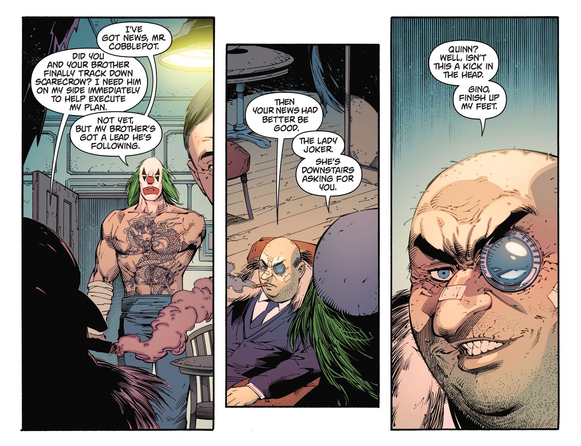 Batman: Arkham Knight [I] Issue #6 #8 - English 10