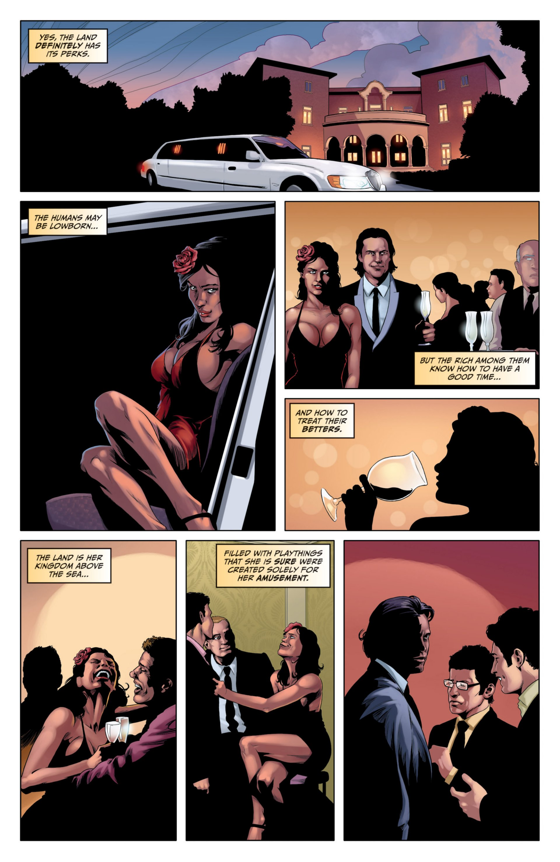 Grimm Fairy Tales (2005) Issue #82 #85 - English 19