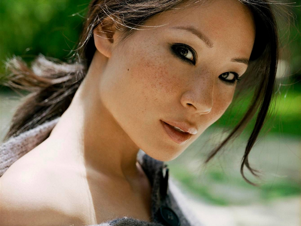 Lucy Liu Standard Resolution HD Wallpaper 5