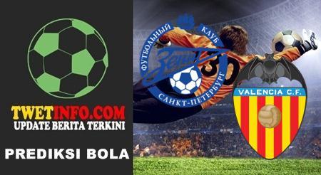 Prediksi Zenit vs Valencia