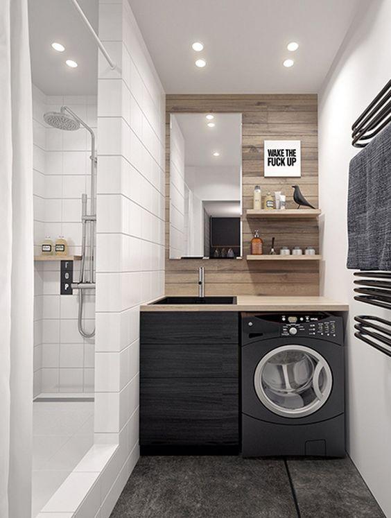 Come arredare un bagno di 3,5mq in 10 mosse | La gatta sul tetto