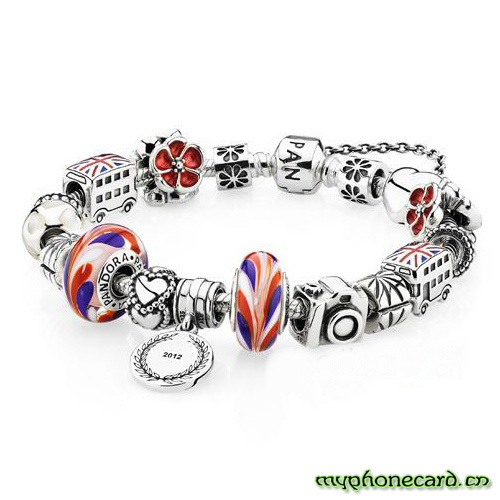 Jewelry Trends: Pandora Olympic jewelry