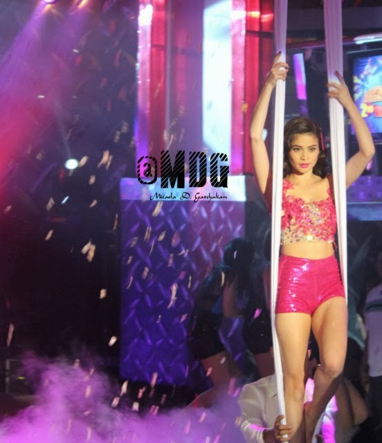 anne curtis october 2011 perfomance its showtime