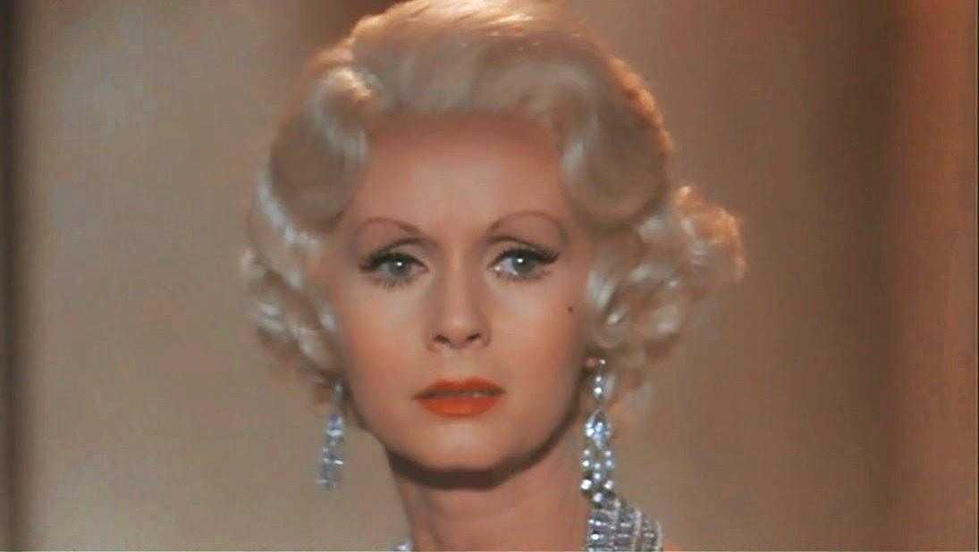 Young Debbie Reynolds Debbie Reynolds as Adelle