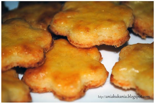 Ciasteczka z serem