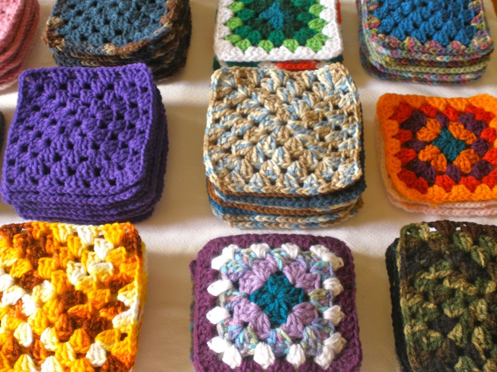 Crocheting Help : ... the Crochet A Rainbow project, or to sign-up to help click here
