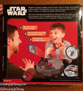 Star Wars The Force Awakens, Star Wars Galaxy Hunt Game
