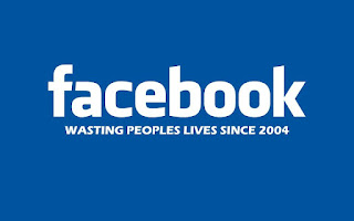 Facebook Wasting Lives wallpapers