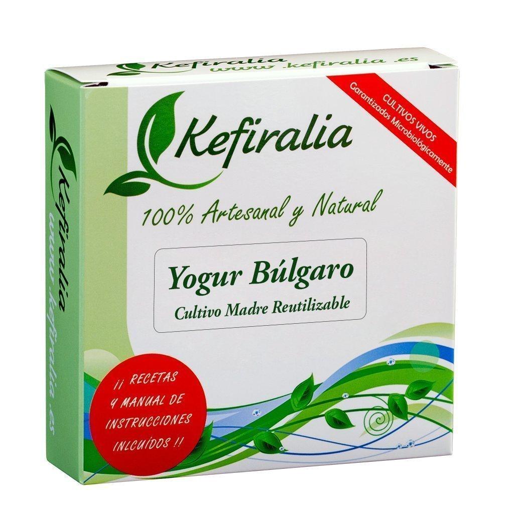 Haz tu propio yogur búlgaro en casa: