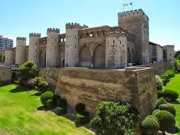 Aljafería de Zaragoza maravilla