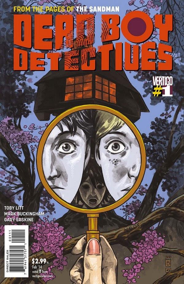 Dead Boys Detective Sandman