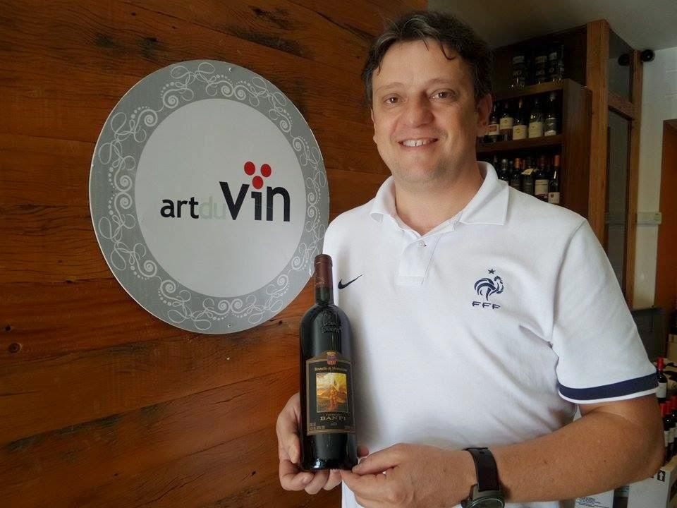 1º Wine Friday em Brasília