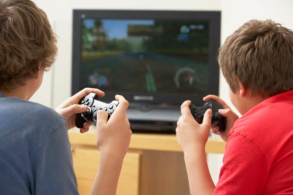 Why is video games not good for children????????????