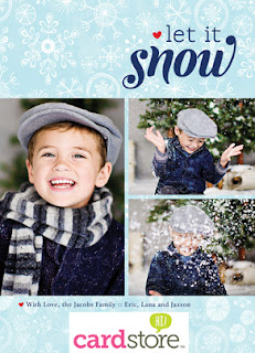 Cardstore.com: 10 FREE Holiday Cards or Invitations + FREE Shipping (TODAY ONLY)
