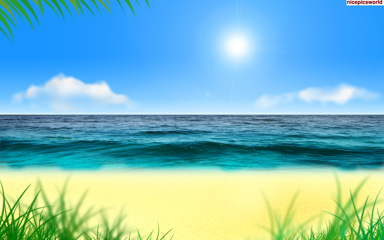 moving beach backgrounds for wallpaper - photo #41