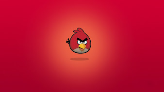 #18 Angry Birds Wallpaper