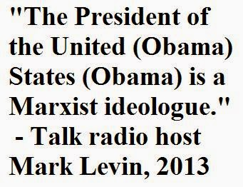 Obama a Marxist Ideologue ...