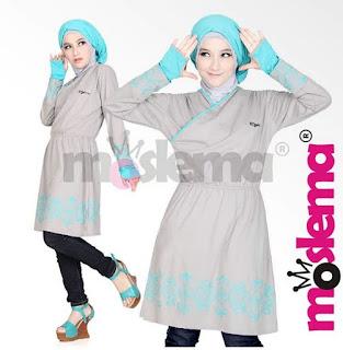 Foto Baju Muslim Kaos Lebaran untuk Remaja