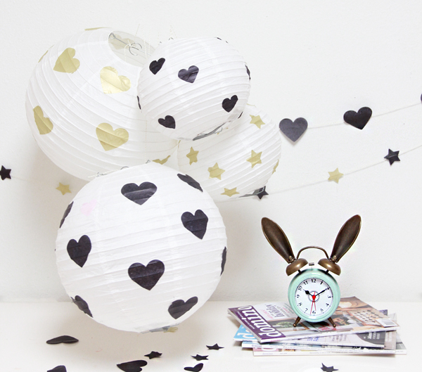 Instant Creativity Paper Lantern - Knock Off Decor