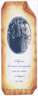 Beato Carlos e Serva de Deus Zita da Áustria