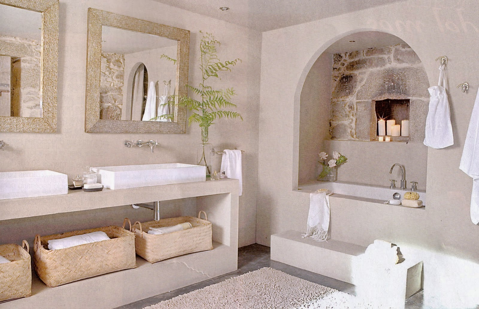 Boiserie c pietra e mito for La pietra tradizionale casa santorini